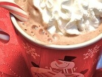 STLF Cocoa and Candy Canes