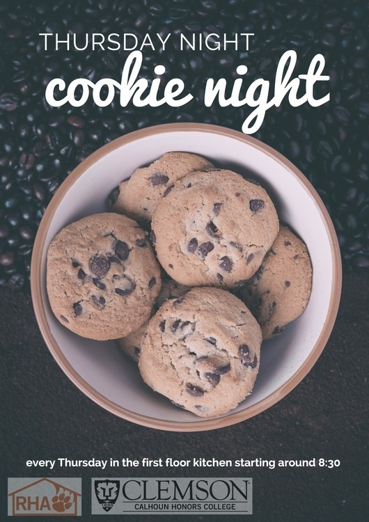 Thursday Night Cookie Night