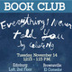 InqSpot Book Club: Everything I Never Told You