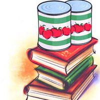 Food for Fines at NIU Libraries