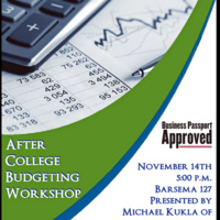 after college budgeting workshop northern illinois university