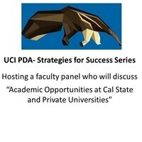Academic Opportunities at Cal State and Private Universities