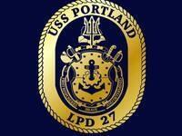 U.S.S. Portland Commissioning Ceremony