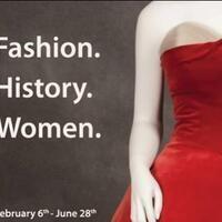 SYMPOSIUM: Common Threads: A History of Fashion through a Woman's Eyes