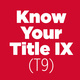 Title IX Education and Awareness Online Training begins