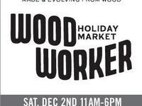 Baerlic Brewing's WoodWorker Holiday Market