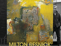 Visiting Artist | Milton Resnick | Painting Department