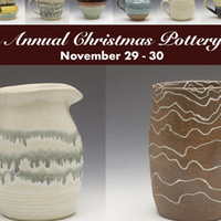 Fifth Annual UMHB Christmas Pottery Sale