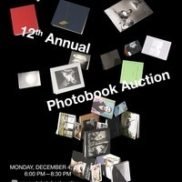 MassArt Photography's 12th Annual Photobook Auction