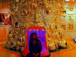 King's Mouth: Wayne Coyne