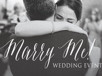 Marry ME! Wedding Event and Designer Gown Sale