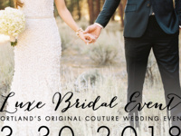 Luxe Bridal Event & Couture Fashion Parade