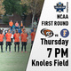 Men's Soccer hosts NCAA First Round vs Cal State Fullerton