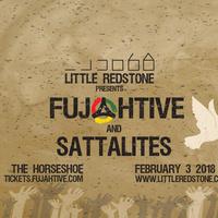 Fujahtive & The Sattalites Live Reggae