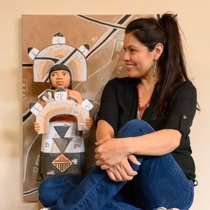 Art & Art History Lecture: Harvesting Tradition: Native American Traditional Food Ways and Art