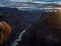 National Geographic Live: Between River and Rim—Hiking the Grand Canyon