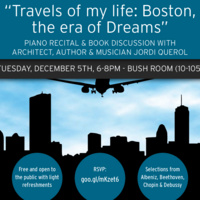 Travels of My Life: Boston, the Era of Dreams