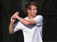 Men's Tennis vs  College of Wooster