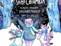 ShopColumbia Ninth Annual Holiday Market