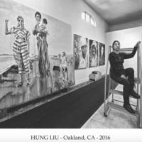 Kurt Fishback: Portraits of Women Artists