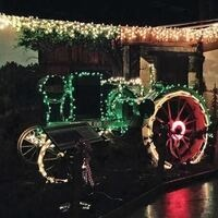 Twinkling Tractors: California Agriculture Museum & Events Center