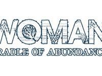 Woman Cradle of Abundance