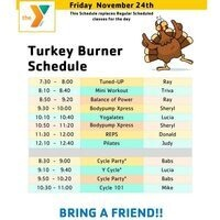 Turkey Burner Day