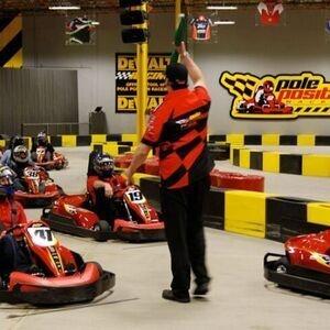 'Gate Night RPM Go Kart Racing Trip