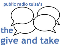 "Public Radio Tulsa's ""The Give and Take on Sexual Violence"""