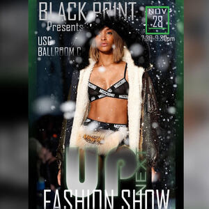 Earl G. Graves School of Business and Management Presents the UpNext Fashion Show (Hosted by Black Print)