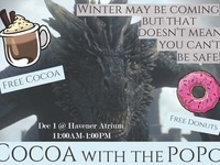 Cocoa with the PoPo