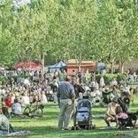 Davis Farmers Market Picnic in the Park
