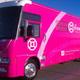 Pink Life Saver Mobile Mammography