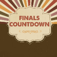 Finals Countdown Fall 2017