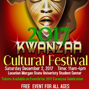 2017 Kwanzaa Cultural Festival