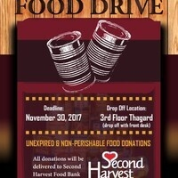 SCOPE: Food Drive