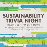 Sustainability Trivia Night