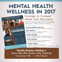 SSS STEM: Mental Health Wellness in 2017