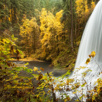 Silver Falls State Park Trip