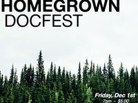 NW Documentary's Homegrown DocFest