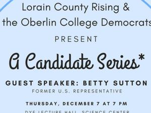 Betty Sutton: Ohio Democratic Candidate for Governor
