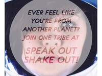 Speak Out, Shake Out!