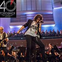 Foreigner Performing with Full Band & Rock Orchestra