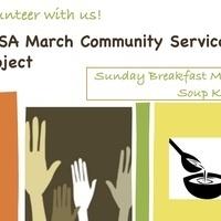 BGSA Community Service: Sunday Breakfast Mission