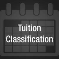 Tuition Classification 501: Adult
