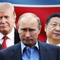 Talk on China/Russia/U.S. Relations
