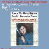 Poesía Féstival: Beyond Baroque