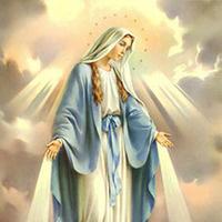 Mama Mary Party