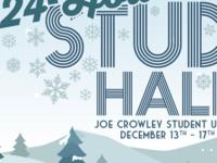 JCSU 24-Hour Study Hall