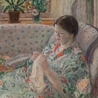 Artful Conversation: Frederick Carl Frieseke